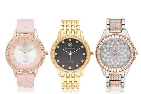 Brand Arena - Christian Lacroix womens watch - Save 72%