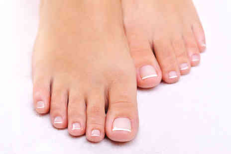 Happy Health Clinic - Fungal nail treatment on up to ten toes - Save 80%