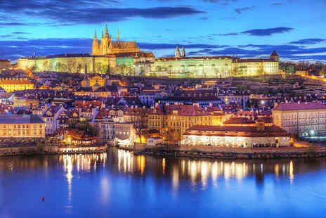 Bargain Late Holidays - A Prague, Czech Republic stay with return flights - Save 21%