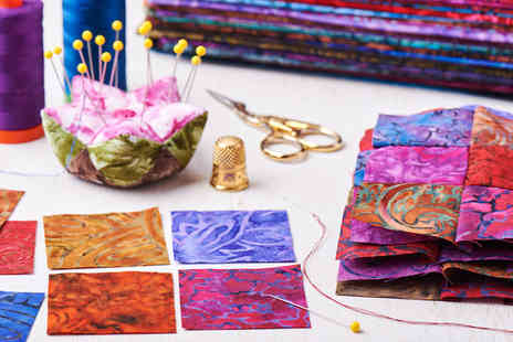 International Open Academy - Quilting with kids online course - Save 0%