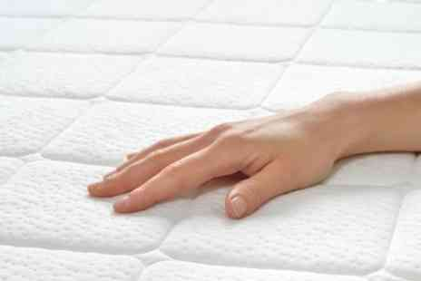 The Mattress Cleaning Company - Choice of One Hour of Mattress Cleaning - Save 35%