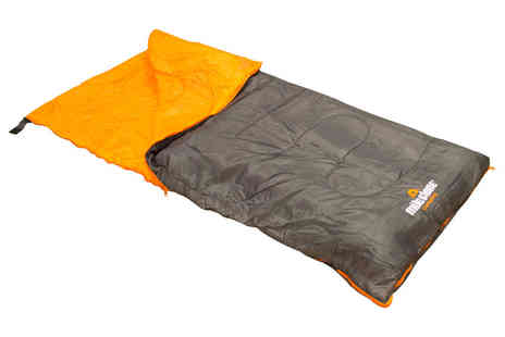 Vivo Mounts - Envelope single sleeping bag - Save 38%