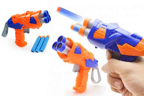YelloGoods - Alpha Strike soft toy gun - Save 0%
