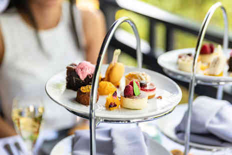 Ladbrooke Hote - Afternoon tea for two people with a bottle of Prosecco to share - Save 50%