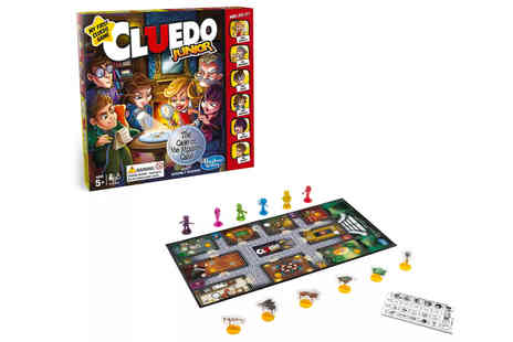 Spire Tech - Cluedo Junior board game - Save 0%