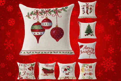 Topgoodchain - Festive pillowcase - Save 70%