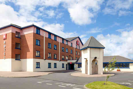 Ibis Hotel Dublin - A Dublin stay for two people with breakfast - Save 45%