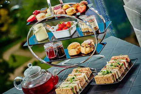 Black and White Hospitality - Traditional afternoon tea for two people - Save 32%