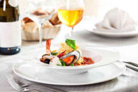 Giorgios Ristorante Italiano - Delicious la carte Italian food for two people - Save 70%