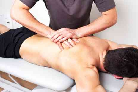 Sports Massage Therapy - One Hour Sports Massage - Save 49%