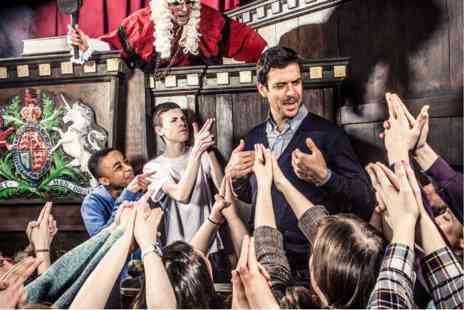 Virgin Experience Days - Visit to London Dungeons for Two Adults and One Child - Save  0%
