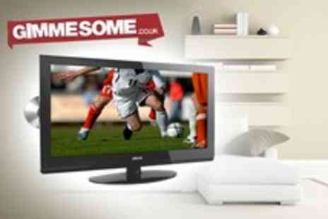 Gimmesome.co.uk - Akai 24 inch HD ready LCD TV with built in DVD player & Freeview - Save 52%