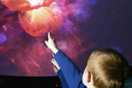 Armagh Planetarium - Entry to Armagh Planetarium for Two - Save 55%