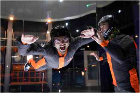 Virgin Experience Days - The Bear Grylls iFly and Challenge Choice Experience - Save 0%