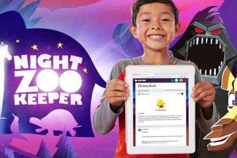 Night Zookeeper - Night Zookeeper Reading and Writing Programme - Save 0%