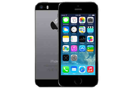 Megamax Marketing UK - Apple iPhone 5S Space Grey 16GB - Save 53%