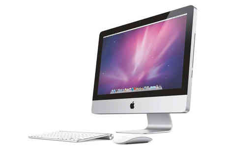 Megamax Marketing UK - Refurbished 4GB Apple iMac 21.5 inch A1311 core with a 500GB hard drive keyboard and mouse - Save 47%