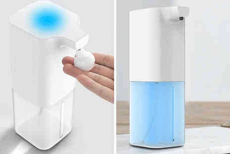 Topgoodchain - Automatic sensor soap dispenser - Save 75%