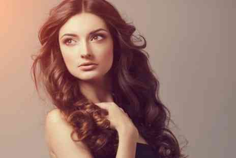 The White Rooms Beauty Consortium - Restyle Cut and Blow Dry with Optional Full Head Highlights - Save 42%