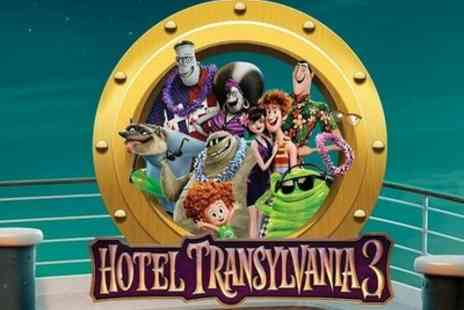 The Drive In at Troubadour Meridian Water - Tickets to see Hotel Transylvania 3 Summer Vacation - Save 0%