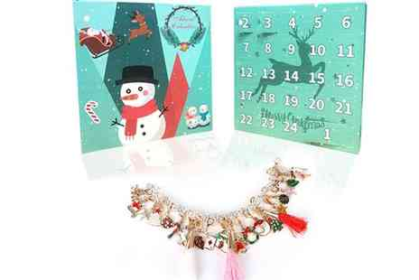 Phoenix Biz Solutions - Charm bracelet advent calendar - Save 43%