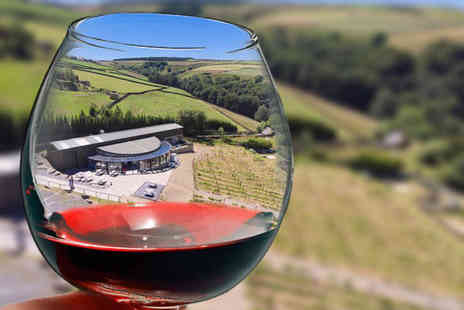 Holmfirth Vineyard - Vineyard tour, wine tasting and brunch for two people - Save 57%