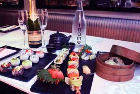 inamo - Asian Afternoon Tea with Optional Glass of Prosecco or Bottomless Prosecco - Save 0%