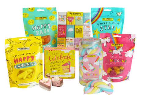 Creme d Or - The Happy News confectionery hamper - Save 33%