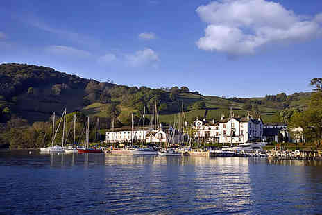 Low Wood Bay - Two night stay for two people, including breakfast and a glass of bubbly on arrival - Save 67%