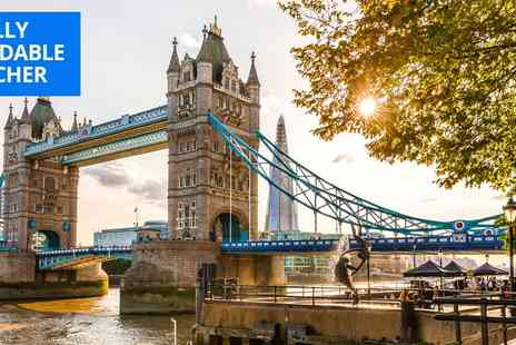 Leonardo Royal Hotel London Tower Bridge - Overnight accommodation in a Superior Room, with breakfast - Save 59%