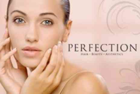 Perfection Beauty - Six IPL Hair Removal Sessions on One Small Area - Save 82%