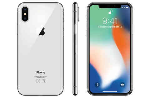 IT trade service - 256GB Apple iPhone X Space Grey or Silver - Save 36%