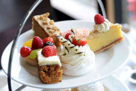 Mercure Inverness Hotel - Afternoon tea for two - Save 53%