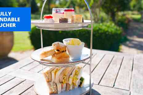 The Moonraker Hotel - Afternoon tea for Two - Save 58%