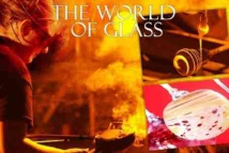The World of Glass - The World of Glass Family Entry - Save 50%