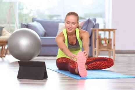Zest Live - Ten Online Live Fitness Classes - Save 0%