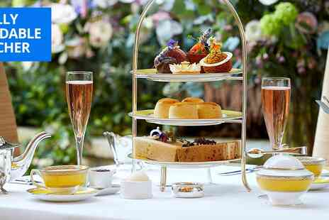 The Goring - Champagne afternoon tea for 2 - Save 20%