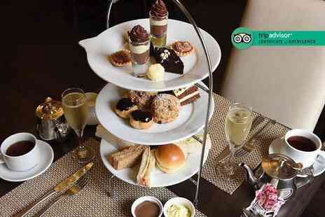 Grand Royale London Hyde Park - Chocolate afternoon tea for two people - Save 51%