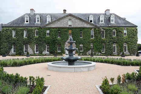 Celbridge Manor Hotel - An Irish break for two people with a bottle of Prosecco - Save 40%