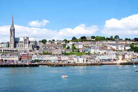 The Waters Edge Hotel - A Cobh getaway for two people with breakfast - Save 44%