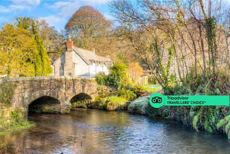 Best Western Fowey Valley - A Lostwithiel, Cornwall stay for two with breakfast - Save 45%