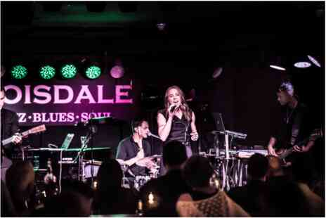 Boisdale Belgravia - Three Course Sunday Lunch with Live Jazz for Two - Save 0%
