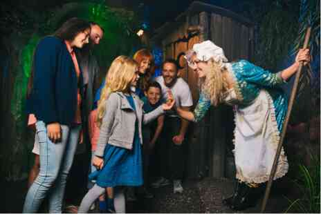 Virgin Experience Days - Visit to Shreks Adventure Two Adults and One Child - Save 0%