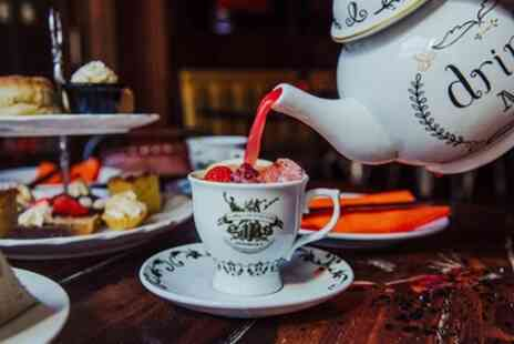 Saint Judes - Afternoon Tea with Cocktail Pot for Two or Four - Save 37%