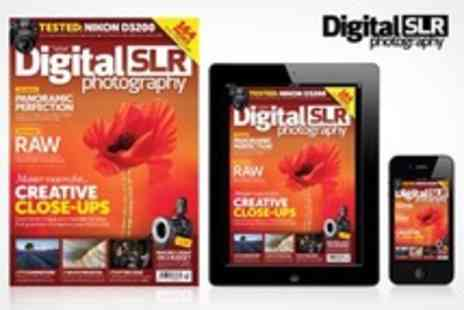 Dennis Publishing - Digital SLR Photography Magazine 12 Month Subscription to Digital - Save 41%