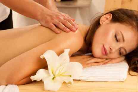 The Cupping Clinic Bolton - One Hour Full Body Aromatherapy Massage - Save 28%