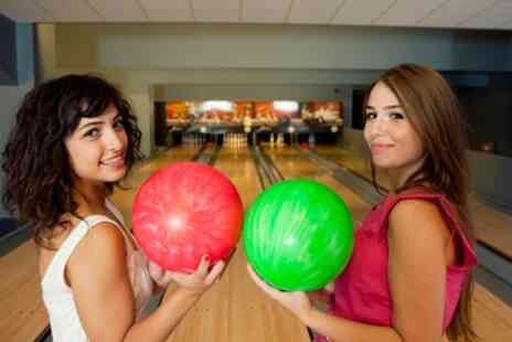 The Bowl Newcastle - Two Games Of Bowling for Two or Four - Save 49%