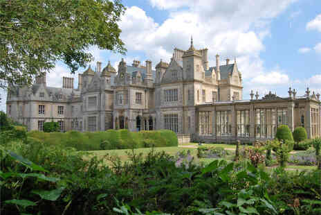 Stoke Rochford Hall - A Grantham, Lincolnshire hotel stay for two people with breakfast - Save 43%
