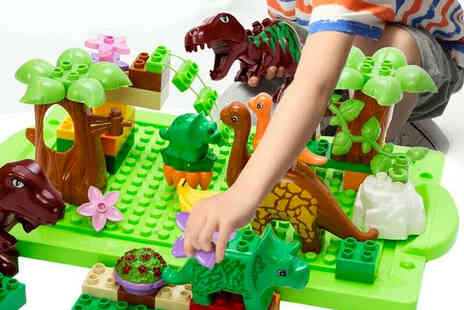 TopGoodChain - Childrens toy building blocks set - Save 81%