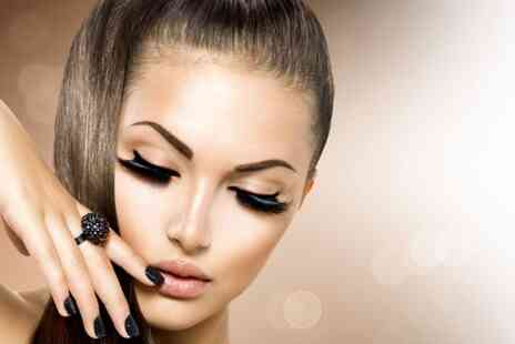 Studio 57 Hair & Beauty - Set of semi permanent eyelash extensions - Save 59%